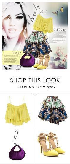 """Untitled #716"" by katerina8606 ❤ liked on Polyvore featuring Apiece Apart, Philosophy di Lorenzo Serafini and Nina Ricci"
