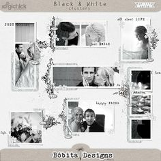 For Life... Black&White - Frames