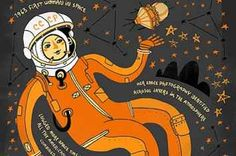 This Illustrator Made Badass Portraits Of Women In Science