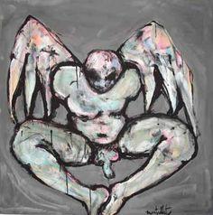 AURÉLIE MANTILLET 2008 Le Sexe des Anges Series. #3