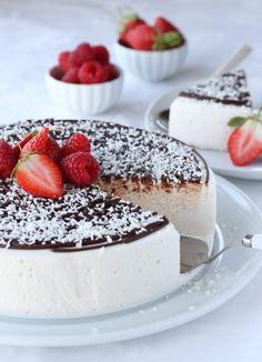 no Eat Dessert First, Tiramisu, Panna Cotta, Cake Recipes, Recipies, Cheesecake, Food And Drink, Cooking Recipes, Sweets