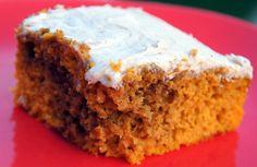 Little Bit of Everything: Pumpkin Spice Latte Cake