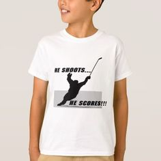 Hockey T-shirts and Gifts. - tap, personalize, buy right now! Street Hockey, Hockey Gifts, Marvel Clothes, Sport T Shirt, Boy Outfits, Colorful Shirts, Fitness Models, T Shirts For Women, Hoodies