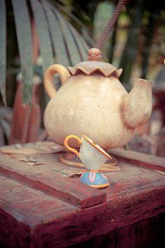 Disney Details: Teacups & Tarzan by lawrencechua, via Flickr