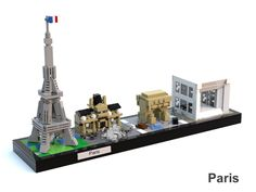 A list of fan made skylines based off the LEGO Architecture Skyline series. The models below are arranged in order of location. Check back often for more skyli