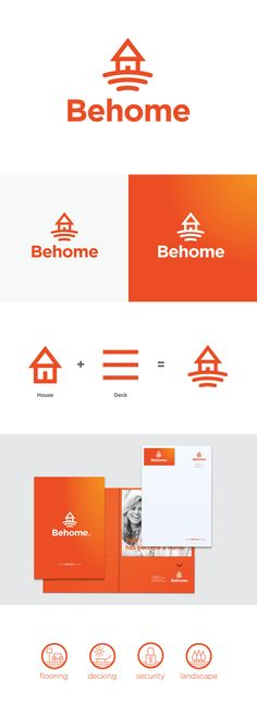 Branding for Behome
