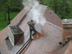 1000 images about huis en tuin on pinterest ps van and tuin - Trap voor daken ...
