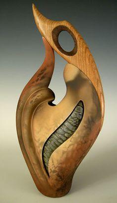 via Aaron Biebert onto My Art Gallery  Sculpture by Jan Jacque