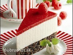 Malinovo tvarohová torta bez múky - Na prípravu cesta vyšľaháme elektrickým ručným šľahačom na najvyššom stupni maslo alebo margarín,...
