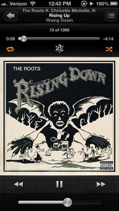 The Roots ft. Chrisette Michelle, Wale - Rising Up - Rising Down (2008)