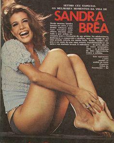 revista amiga e novelas: SANDRA BRÉA