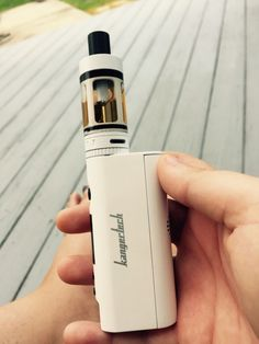 This was my first mod except i had a troll rda on it