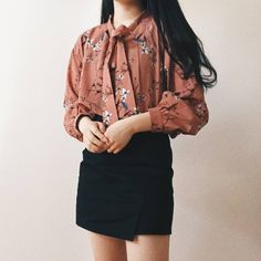 Korean Fashion Trends you can Steal – Designer Fashion Tips Korean Fashion Trends, Korean Street Fashion, Korea Fashion, Asian Fashion, Girl Fashion, Fashion Looks, Fashion Outfits, Womens Fashion, Fashion Design