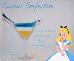20 Cool Disney Cocktails. Now I Know What I Will Drink This Weekend.