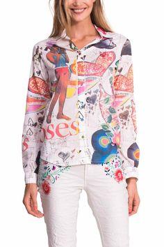 Desigual Shirt Babely, canada