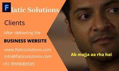 Clients After delivering the BUSINESS WEBSITE Ab majja aa rha hai! #flaticsolutions #websitedevelopment #businesswebsite #ecommercewebsite #bestwebsitedevelopment #mirzapur #websiteservices #seo #smm #appdevelopmentcompany #ecommerceapp #appdesign #webdesign #websitedesign #digitalmarketing www.flaticsolutions.com info@flaticsolutions.com +91 999689589 Best Web Development Company, App Development Companies, Ecommerce App, Website Services, App Icon Design, Business Website, Seo, Digital Marketing