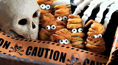Halloween is right around the corner and Jalapeno Popper Mummies are demanding center-stage at all Halloween events this year.
