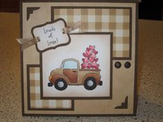 Stampin Up Loads of Love   Loads of Love - part 2