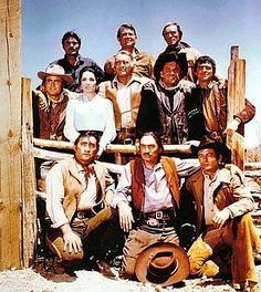 High Chaparral - Watched this with my Dad.