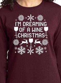 Wine Christmas Tree Shirt.60 Best Christmas T Shirts Holiday T Shirts Images