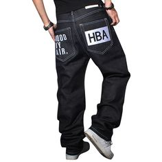 http://fashiongarments.biz/products/men-casual-loose-jeans-jogger-pants-hba-embroidery-skateboard-sweatpants-mens-hip-hop-baggy-pants-trousers-plus-size-30-44/,    ,   , fashion garments store with free shipping worldwide,   US $74.00, US $37.74  #weddingdresses #BridesmaidDresses # MotheroftheBrideDresses # Partydress