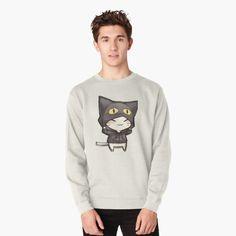 'Cats in costume' T-Shirt by Kellyom T Shirt Costumes, Cat Costumes, Hoodies, Sweatshirts, Chiffon Tops, V Neck T Shirt, Shirt Style, Classic T Shirts, Graphic Sweatshirt
