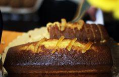 Pan d'arancio siciliano