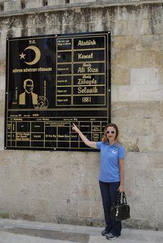 Aslıhan Atatürk Anı Müzesi'nde...  https://www.facebook.com/pages/Gaziantep-Atat%C3%BCrk-An%C4%B1-M%C3%BCzesi/578113225562789