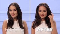 Beauty tips: How to master the DIY blowout via @stylelist