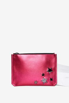 Nasty Gal Double Trouble Pouch Set - Pink | Shop Accessories at Nasty Gal!