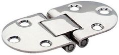1-1/2 x 3 FLUSH HINGE Stainless Steel