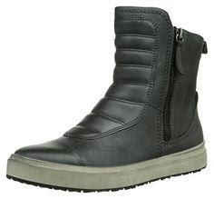 Ecco ECCO CLEO, Damen Halbschaft Stiefel, Schwarz (BLACK 01001), 38 EU (5 Damen UK) - Stiefel für frauen (*Partner-Link) Shoe Boots, Shoes, Partner, Combat Boots, High Top Sneakers, Best Deals, Link, Shopping, Amazon
