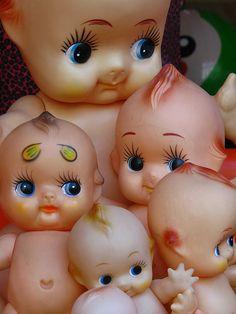 Kewpie dolls - yup, had one.