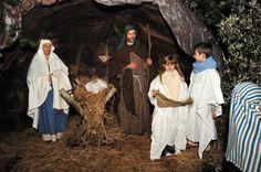 Tantissimo pubblico alle rappresentazioni della nascita di Gesù bambino, curate nei minimi particolari dall'associazione Il Rifugio e dal Comune