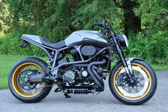 PurPony's 1999 Buell X1 - Page 6 - Custom Fighters - Custom Streetfighter Motorcycle Forum