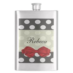 =>quality product          Elegant modern romantic polka dots red bow wedding flasks           Elegant modern romantic polka dots red bow wedding flasks in each seller & make purchase online for cheap. Choose the best price and best promotion as you thing Secure Checkout you can trust Buy best...Cleck link More >>> http://www.zazzle.com/elegant_modern_romantic_polka_dots_red_bow_wedding_piocflask-256933636569723135?rf=238627982471231924&zbar=1&tc=terrest
