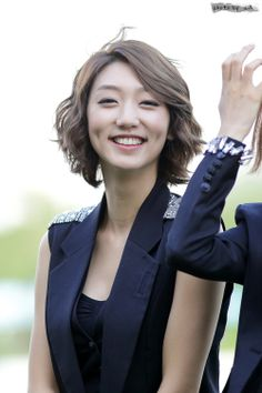 Nine Muses EunJi.    Cutest and coolest girl !