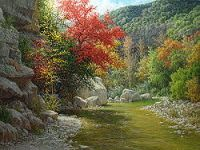 Realistic Landscape Oil Paintings by William Hagerman
