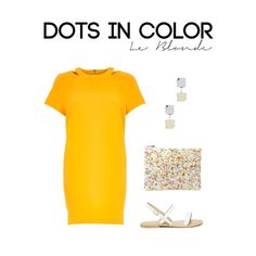 Yellow! Give me more Yellow -   Get this Outfit on  le-blonde.com Personal Stylist & Personal Shopper - Outfits inspiration - yellow dress