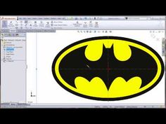 SolidWorks TNT - Import An Image Into SolidWorks and Create a SolidModel Tips-N-Tricks - YouTube
