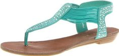 Amazon.com: Madden Girl Women's Tanduum Thong Sandal: Shoes