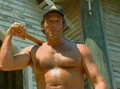 Dirty Jobs guy~* Mike Rowe~ love Me some Rowe Mike Rowe, Reality Tv Stars, Older Men, Big Men, Dream Guy, Celebs, Celebrities, Good Looking Men, Comedians