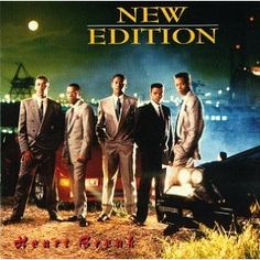 New Edition, Jimmy Jam & Terry Lewis production! Amazing songs. Probably NE's best album. Classic songs...great childhood memories.