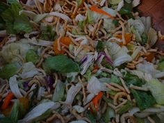 Once-a-Month Chef: Chinese Chicken Salad