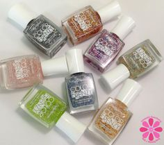 Sally Hansen Summer 2014 Limited Edition Color Frenzy Collection Swatches & Review | Cosmetic Sanctuary