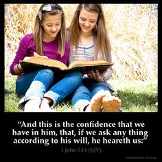 Inspirational Images - New Testament - Page 11 and encouraging Bible verses from the King James Bible Bible Verses Kjv, King James Bible Verses, Bible Quotes, Bible Bible, Devotional Quotes, Prayer Quotes, Faith Quotes, King James Bible Online, John 5 14