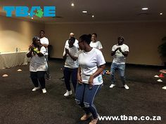 FNB Laughter Games team building Johannesburg