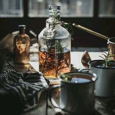 Potions And Tinctures And Teas, Oh My! Witches Know How To Bottle Magick... :D ⚓⚡ #Padgram