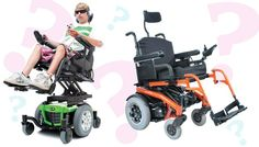 Front, Middle or Rear? Finding the Power Chair Drive System That's Right for You