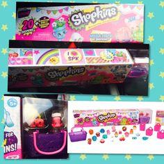Mega shopkins 20 toys season 4 Season 4 brand new comes with 20 toys Accessories